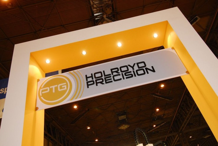 PTG Exhibition Stand