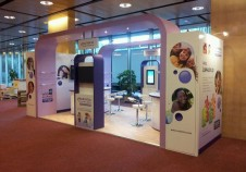 Nutricia Exhibition Stand
