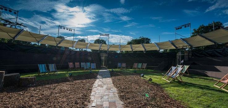 Theatre set construction