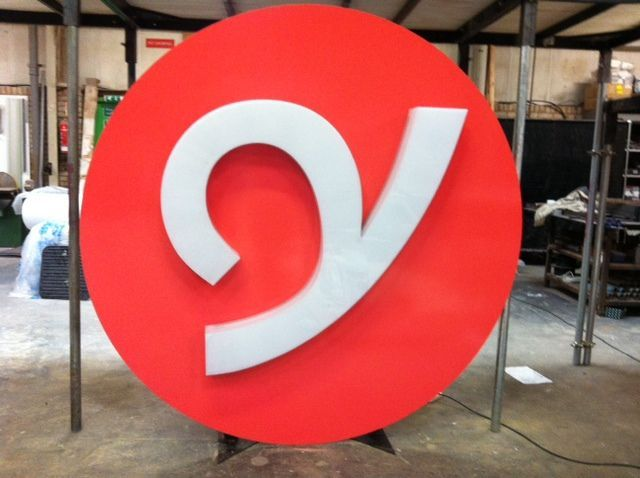 YPlan Sign Construction