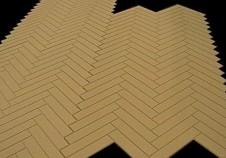 Heringbone Floor