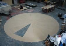 CNC Stage Flooring