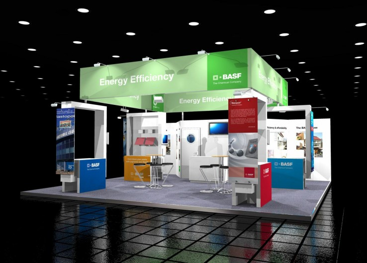 BASF Exhibition Stand